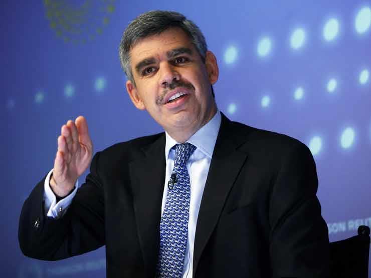 محمد العريان كبير المستشارين الاقتصاديين لمجموعة «اليانز»